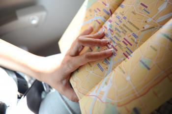 Map analysing