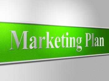 Marketing Plan Means Suggestion Ploy And Procedure