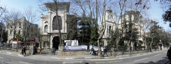 Marmara university in Istanbul