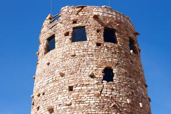 Mary Colter's Desert Tower