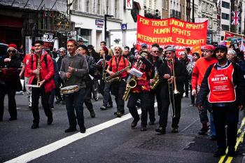 May Day Rally 2018 - 01