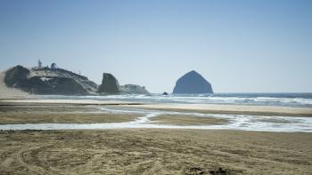 McPhillips Beach, Oregon