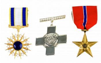 Medals of Achievement