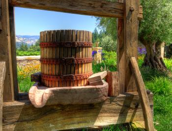Medieval Bucket HDR