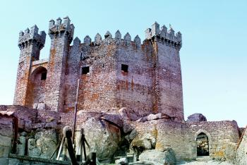Medieval Castle - Penedono - Northern Portugal