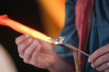 Medieval glass craft