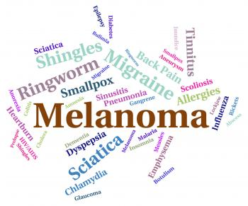 Melanoma Illness Indicates Carcinogenic Sickness And Infection