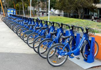 Melbourne Bike Share (MBS)