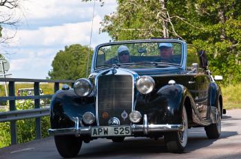 Mercedes 170 SA 1950