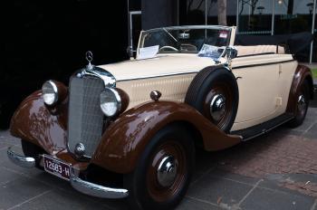 Mercedes Benz 1938 W143 2.31 Cabriolet