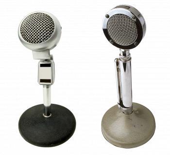 Metallic Microphones