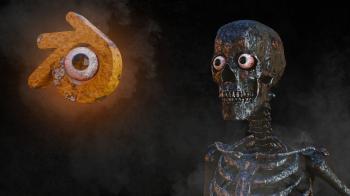 Metallic Skeleton