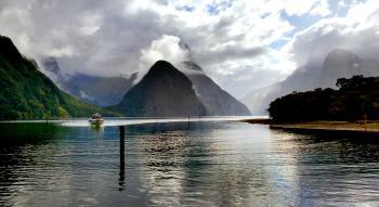 Milford Sound Fiordland NZ.