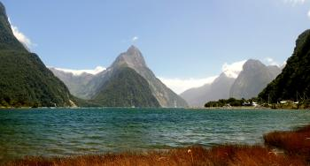 Milford Sound. NZ