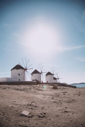 mills on the coast