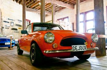 Mini DE Joux GT 1970