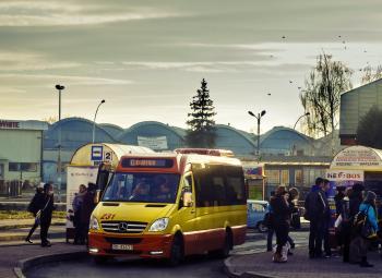 Minibus Autocuby City Line