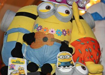 Minion Stuffed Toys