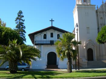 Mission Dolores in San Francisco