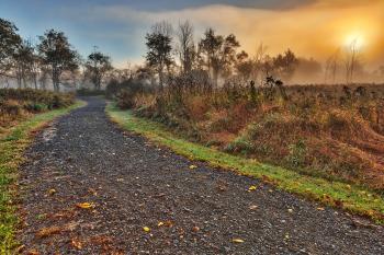 Misty McDade Sunrise - HDR