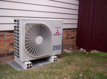 Mitsubishi Air Conditioner