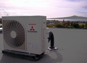 Mitsubishi Air Conditioner