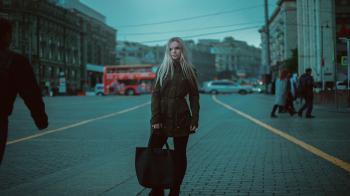 Model in the City