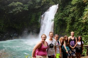 Modern Languages @ FLCC: Costa Rica Study Abroad 2015