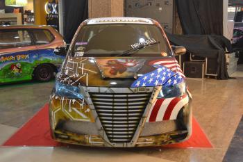 Modificaion Car 16