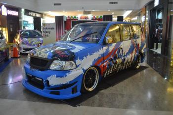 Modification Car 18