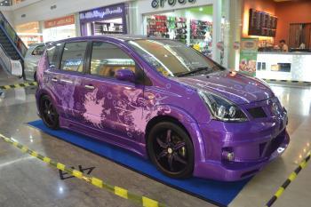 Modification Car 23