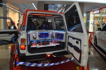 Modification Car Interior 2
