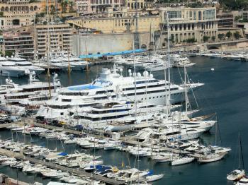 Monaco's Shore