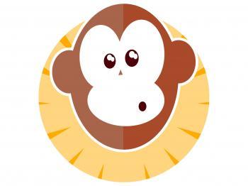 Monkey ilustration