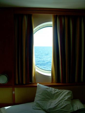 Morning at sea