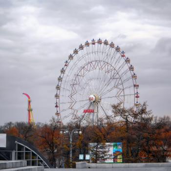 Moscow Ferris Wheel