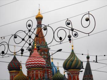 Moscow scene