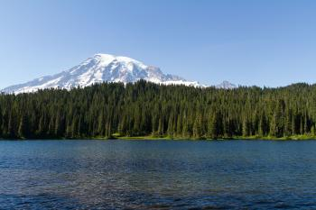 Mount Rainer, Washington.