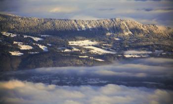 Mountain Skyline Shot