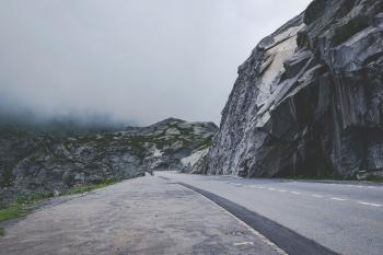 Mountainous Highway