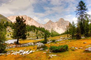 Mountainous Range