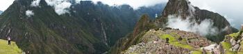Mountains of Machu Picchu