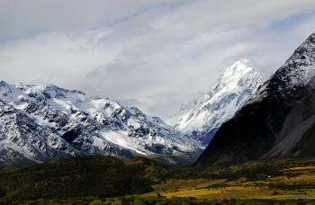 Mt Cook National Park (1)