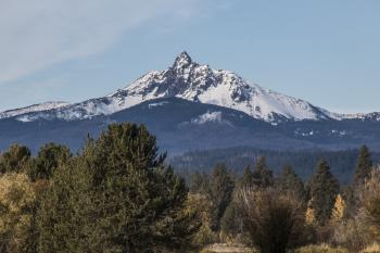 Mt. Washington, Oregon, From Central Oregon