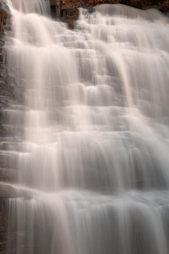 Muddy Creek Falls - HDR