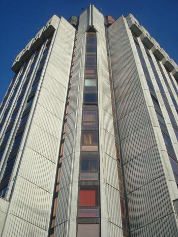 Municipality building, Varna, Bulgaria