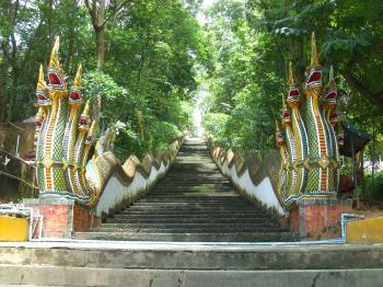 Naga Staircase
