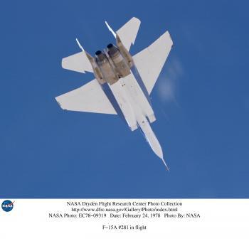 NASA F-15A #281