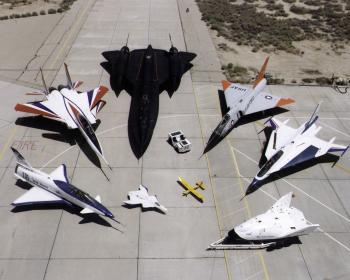 NASA Research Aircraft Fleet