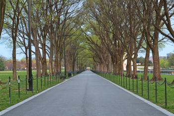 National Mall Promenade - HDR